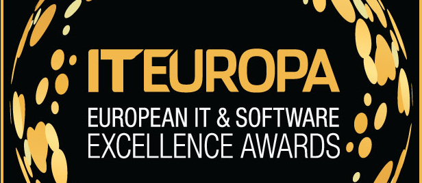 Logo for IT Europa Awards