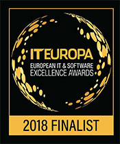 IT Europa 2018 Finalist