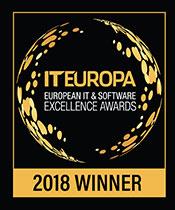 IT Europa 2018 Winner