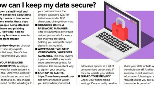 Matthew Geyman Offers Expert Tips on Data Security in Quality Matters Magazine