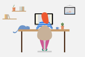 Office 365 makes work-from-home as easy as working in the office.